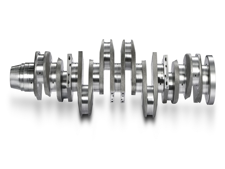 8-Cyl-Crankshaft